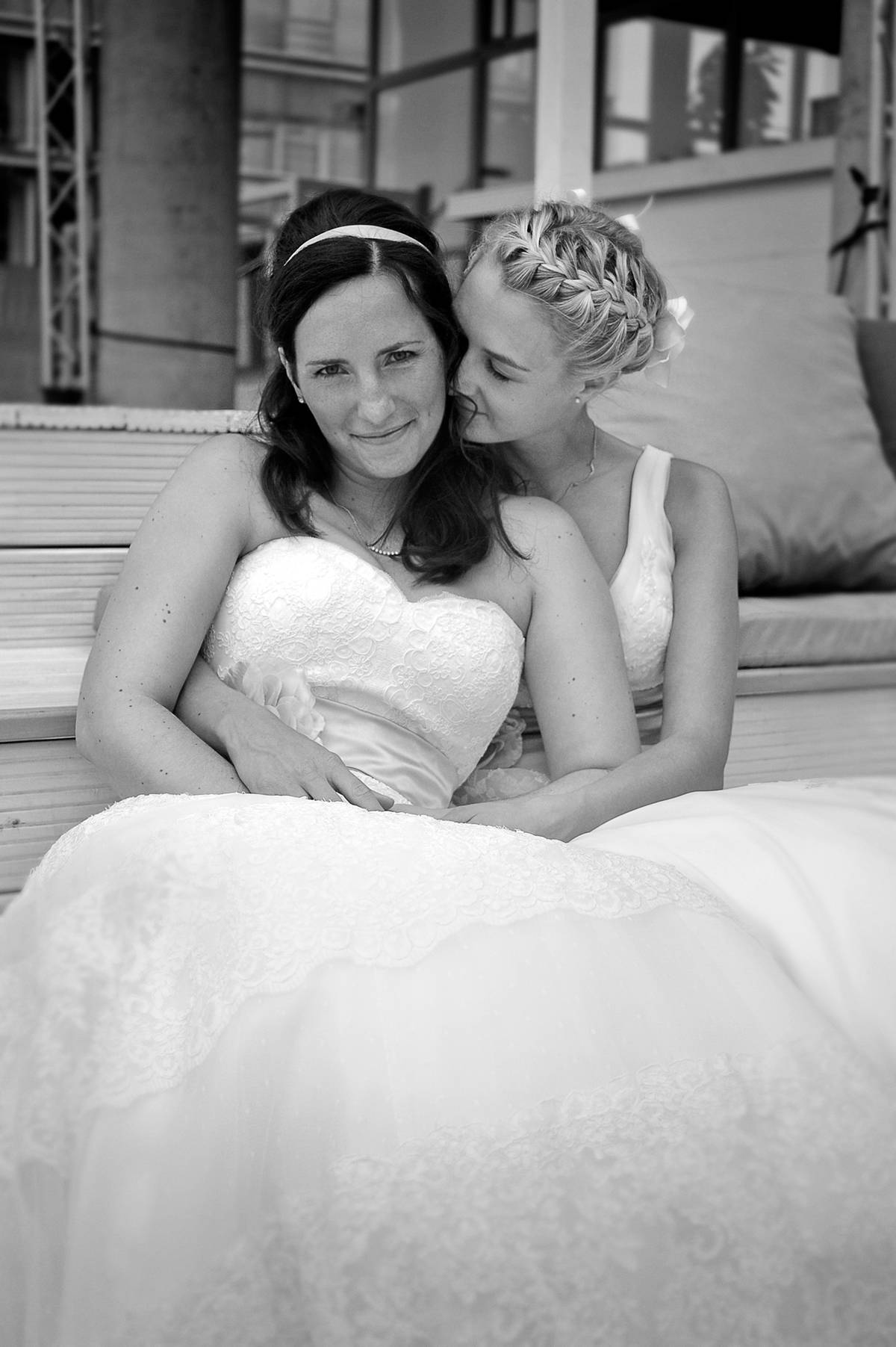 Hochzeitsfoto von Tiffy & Anne - Hochzeitsfotografie wesayyes aus Berlin