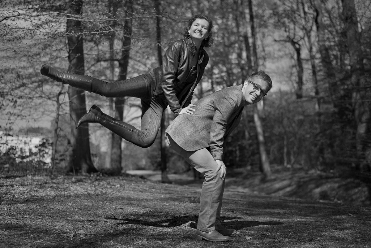 Hochzeitsfoto von Sarah & Jaan - Hochzeitsfotografie wesayyes aus Berlin